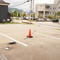 駐車場の一例