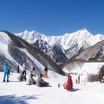 ◆鹿島槍スキー場