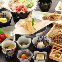◆スタンダード会席料理プラン