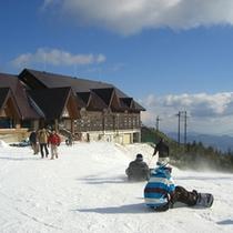 ・草津国際スキー場(車5分)