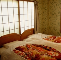 ・特別室111ツインベッド