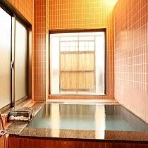 ・長生の湯(ワンディ美津木館内の貸切風呂【内湯】)
