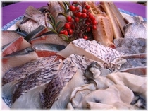 ◆海の幸たっぷりの海鮮鍋