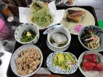 酵素玄米夕食2