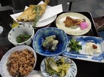酵素玄米夕食5