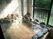 部屋風呂(柊)