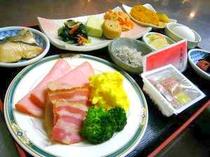 ■朝食:お急ぎのお客様にも好評!スタートは6:30から♪