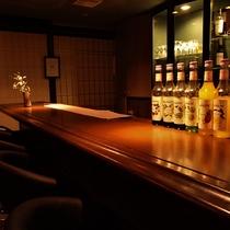 【BAR】ご夕食の後は、バーでの2次会はいかがでしょうか?