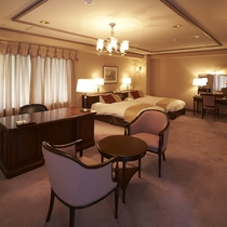 【ロイヤルスイート】大正ロマンの風情漂う、1室限りの特別空間