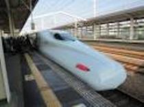 JR姫路駅は新幹線が日本一の速度で通過する駅です