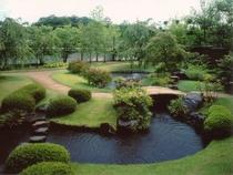 姫路城隣接 好古園