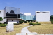 兵庫県立歴史博物館(姫路城北東すぐ)