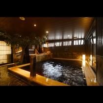 2F 男性天然温泉大浴場 内湯