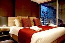 季節館寝室