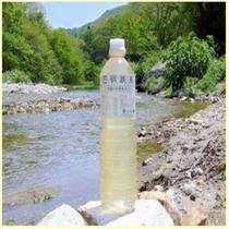 【 飲泉の温泉水 】 健康レシピには欠かせない♪宮城県でも希少な飲泉を販売しております