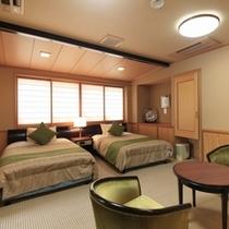 特別貴賓室(ベッドルーム)