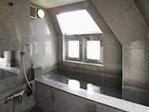 小浴場の様子 ※男性専用