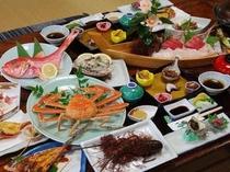 超豪華海鮮料理プラン