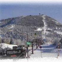 横手スキー場