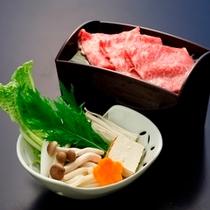 特選料理9(しゃぶしゃぶイメージ2)