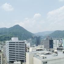 *眺望/信州の四季の風景を感じられる眺め。