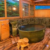 【星の宿】露天風呂付客室