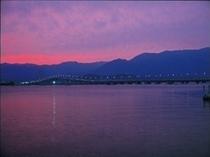 琵琶湖大橋♪