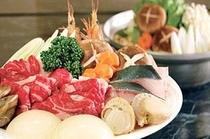 寄せ鍋 コラーゲン入 (ご宴会メニュー)