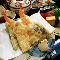 *お食事一例/天ぷら