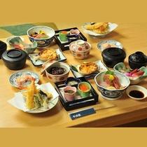 *お食事一例/1泊2食付