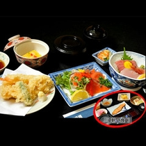 *お食事一例/シルバーコース