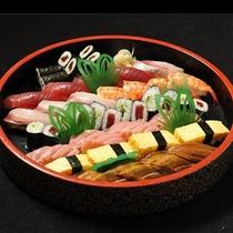 *お食事一例/寿司盛り込み