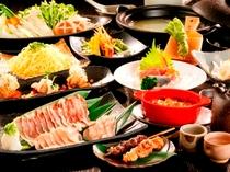 【夏季限定】駿河軍鶏と安倍山葵の美食コラボプラン