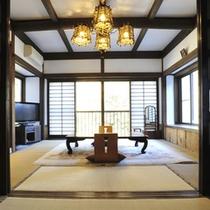 *和室8畳(しらかば゙・えびね)2〜4名様客室