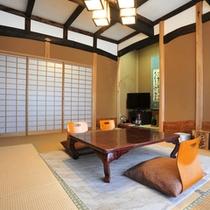 *和室8畳(ぶな・あざみ)2〜3名様客室