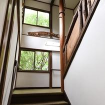 *【館内 階段】当館にはエレベーターがございません。予めご了承くださいませ。