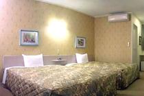 ゆとりの客室スペース