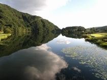 Wizから歩いて5分、一周20分の中綱湖⑧