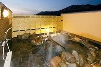 露天風呂付和室(岩風呂)