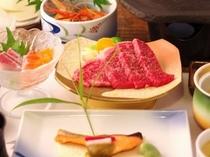ご夕食〜赤牛イメージ〜