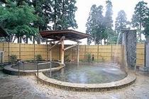 こづみの湯露天風呂