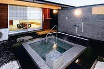 露天風呂付和室(洋風)