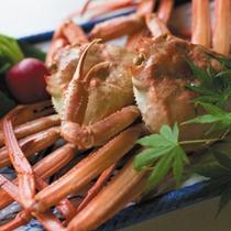 お料理★富山味自慢〜富山湾紅ずわい蟹