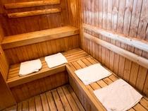 6階温泉サウナ