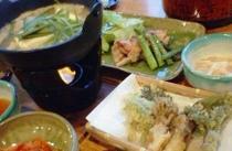お食事(和食横)