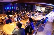 青いレストラン