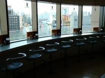 8階ラウンジ  カウンターカウンター2