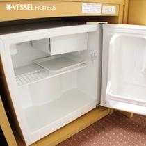 冷蔵庫がお部屋にございます