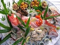 皿盛り(8000円以上)