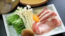 お料理イメージ・豚しゃぶ鍋